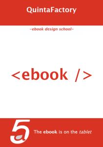 Corsi ebook di quinta