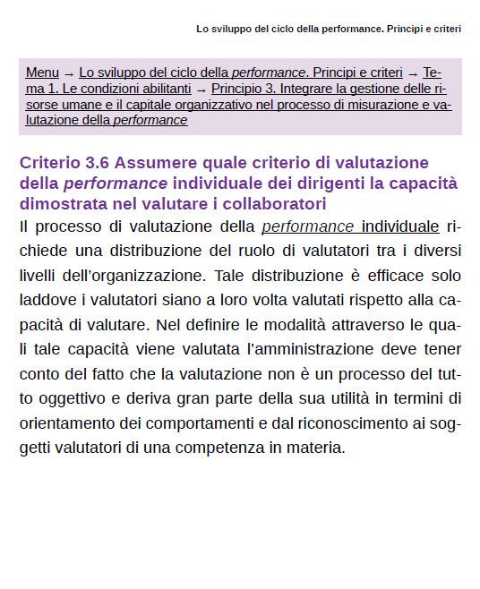 paginaCicloPerformanceComuni