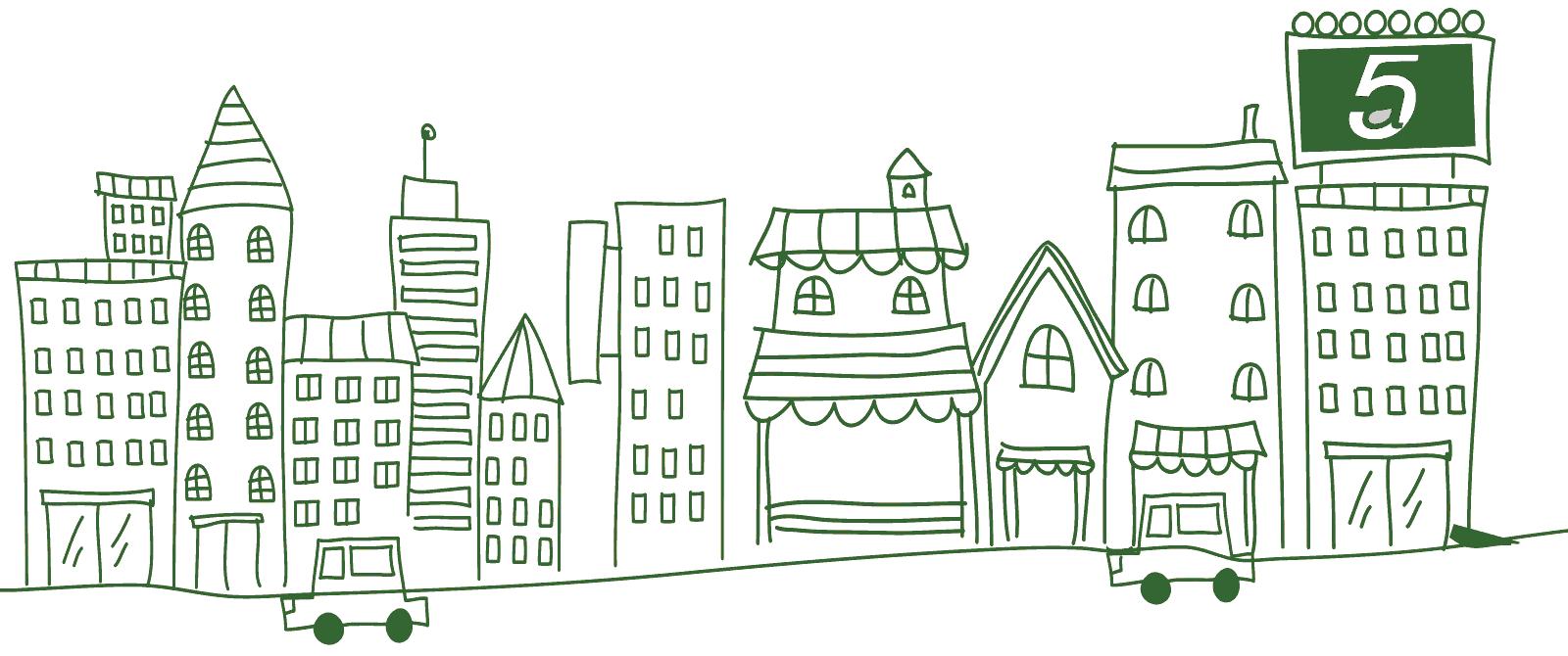 La città dei servizi di quintadicopertina